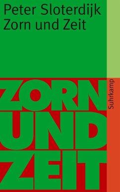 Zorn und Zeit (eBook, ePUB) - Sloterdijk, Peter