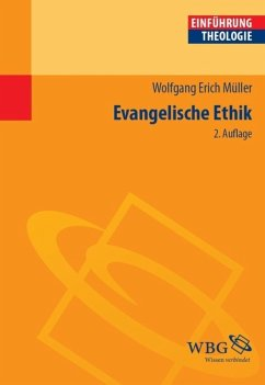 Evangelische Ethik (eBook, PDF) - Müller, Wolfgang E