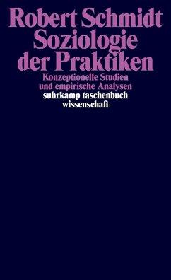 Soziologie der Praktiken (eBook, ePUB) - Schmidt, Robert