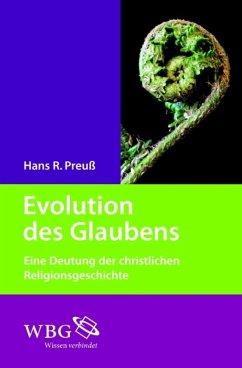 Evolution des Glaubens (eBook, PDF) - Preuß, Hans Reiner