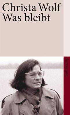 Was bleibt (eBook, ePUB) - Wolf, Christa