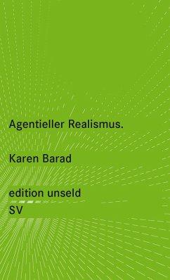 Agentieller Realismus (eBook, ePUB) - Barad, Karen