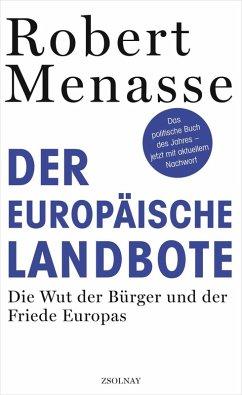 Der Europäische Landbote (eBook, ePUB) - Menasse, Robert