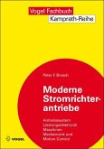 Moderne Stromrichterantriebe (eBook, PDF)