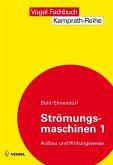 Strömungsmaschinen 1 (eBook, PDF)