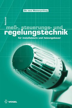 Mess-, Steuerungs- und Regelungstechnik (eBook, PDF) - Reinhold, Christian