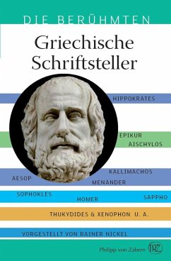 Griechische Schriftsteller (eBook, ePUB) - Nickel, Rainer