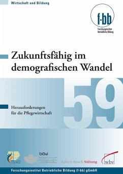 Zukunftsfähig im demografischen Wandel (eBook, PDF)