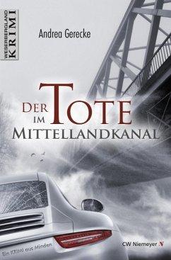 Der Tote im Mittellandkanal (eBook, ePUB) - Gerecke, Andrea