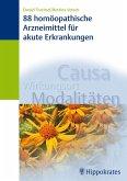 88 homöopathische Arzneimittel für akute Erkrankungen (eBook, PDF)
