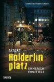 Tatort Hölderlinplatz (eBook, PDF)