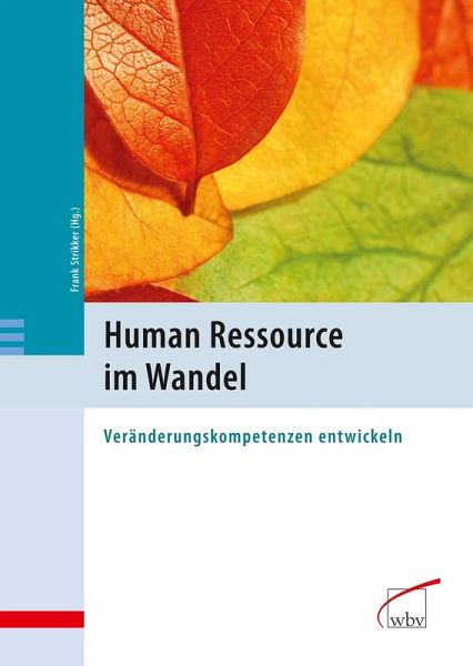 Human Ressource im Wandel (eBook, PDF)