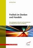 Freiheit im Denken und Handeln (eBook, PDF)