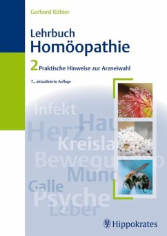 Lehrbuch der Homöopathie (eBook, PDF) - Köhler, Gerhard