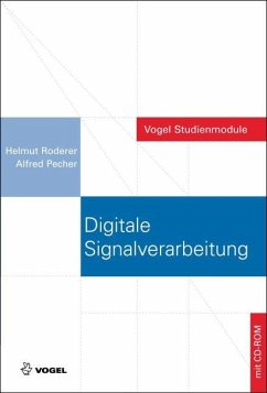 Digitale Signalverarbeitung (eBook, PDF) - Pecher, Alfred; Roderer, Helmut