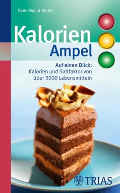 Kalorien-Ampel (eBook, PDF) - Müller, Sven-David