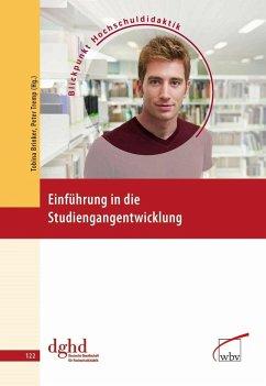 Einführung in die Studiengangentwicklung (eBook, PDF)