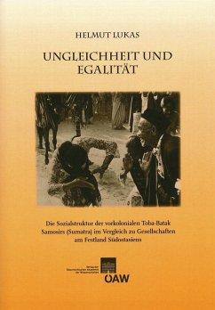 Ungleichheit und Egalität (eBook, PDF) - Lukas, Helmut