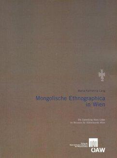 Mongolische Ethnographica in Wien (eBook, PDF) - Lang, Maria-Katharina