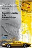 Karosserie-Leichtbau in der Automobilindustrie (eBook, PDF)