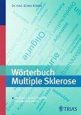 Wörterbuch Multiple Sklerose (eBook, PDF)