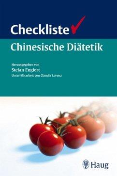 Checkliste Chinesische Diätetik (eBook, PDF)
