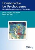 Homöopathie bei Psychotrauma (eBook, PDF)