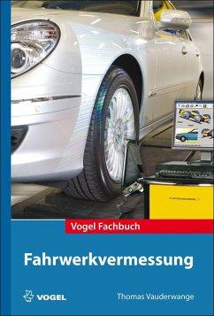 Fahrwerkvermessung (eBook, PDF) - Vauderwange, Thomas