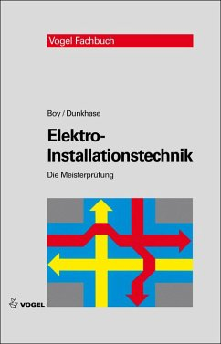 Elektro-Installationstechnik (eBook, PDF) - Boy, Hans G; Dunkhase, Uwe