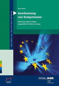 Anerkennung von Kompetenzen (eBook, PDF) - Annen, Silvia