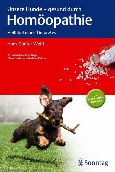 Unsere Hunde - gesund durch Homöopathie (eBook, ePUB)