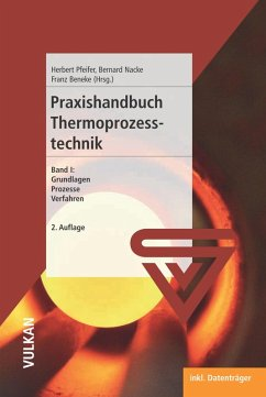 Praxishandbuch Thermoprozesstechnik (eBook, PDF)