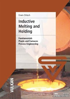 Inductive Melting and Holding (eBook, PDF) - Dötsch, Erwin
