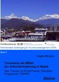 Tourismus als Mittel zur Armutsminderung in Nepal (eBook, PDF)