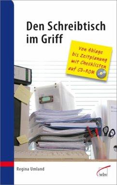 Den Schreibtisch im Griff (eBook, PDF) - Umland, Regina