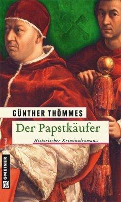Der Papstkäufer (eBook, PDF) - Thömmes, Günther