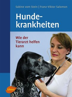 Hundekrankheiten (eBook, ePUB) - vom Stein, Sabine; Salomon, Franz-Viktor