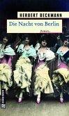 Die Nacht von Berlin (eBook, ePUB)