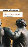 Goethesturm / Goethe-Trilogie Bd.3 (eBook, ePUB)