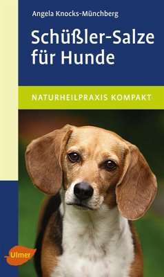 Schüßler-Salze für Hunde (eBook, ePUB) - Knocks-Münchberg, Angela