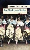 Die Nacht von Berlin (eBook, PDF)