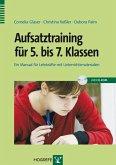 Aufsatztraining für 5. bis 7. Klassen (eBook, PDF)