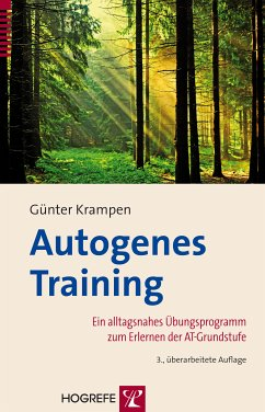 Autogenes Training (eBook, ePUB) - Krampen, Günter