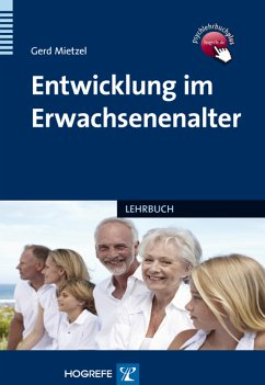 Entwicklung im Erwachsenenalter (eBook, PDF) - Mietzel, Gerd