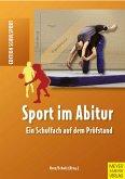 Sport im Abitur (eBook, PDF)