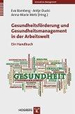 Gesundheitsförderung und Gesundheitsmanagement in der Arbeitswelt (eBook, PDF)