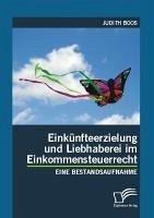 Einkünfteerzielung und Liebhaberei im Einkommensteuerrecht (eBook, PDF) - Boos, Judith