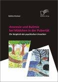 Anorexie und Bulimie bei Mädchen in der Pubertät (eBook, ePUB)