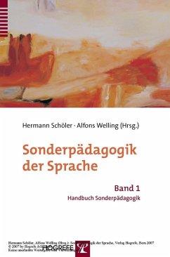 Sonderpädagogik der Sprache (eBook, PDF)