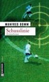 Schusslinie / August Häberle Bd.5 (eBook, ePUB)